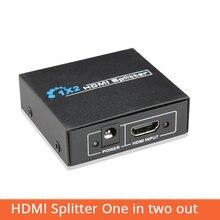 Hdmi совместимый сплиттер full hd 1080p видео hdmi переключатель