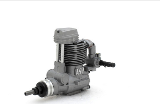 ASP 4 Stroke FS30AR Nitro Engine for RC Airplane