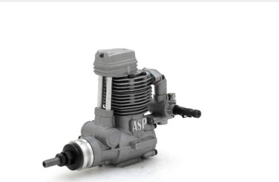 ASP 4 السكتة الدماغية FS30AR نيترو المحرك ل RC طائرة-في قطع غيار وملحقات من الألعاب والهوايات على  مجموعة 1
