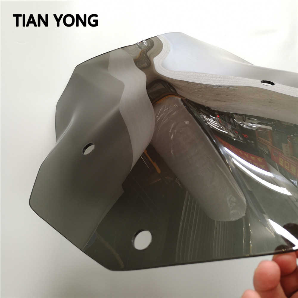 Image 5 - Double Bubble Windshield Windscreen Screen 2013 2018 For BMW R1200GS R 1200 GS Adventure ABS Standard Triple LC R1250GS ADV 2019-in Windscreens & Wind Deflectors from Automobiles & Motorcycles