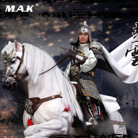 For Collection 1 6 Three Kingdoms Series 317 Zhao Yun 2 0 Version Collectible Chinese Ancient