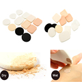 Hot New Durable 12pcs Foundation Makeup Cosmetic Facial Face Soft Sponge Powder Puff Beauty drop shipping