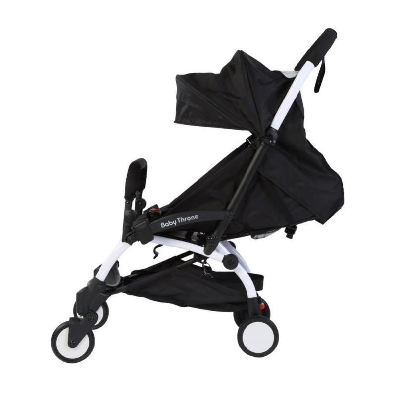 Baby Stroller Portable Folding Lightweight Three Wheel Buggy Pushchair Can Sit Lie Infant Newborn Pushchair For Baby Pram Travel china cheap lightweight baby stroller 5 9kg 7 free gifts folding carriage buggy pushchair pram newborn bb car shipping russia