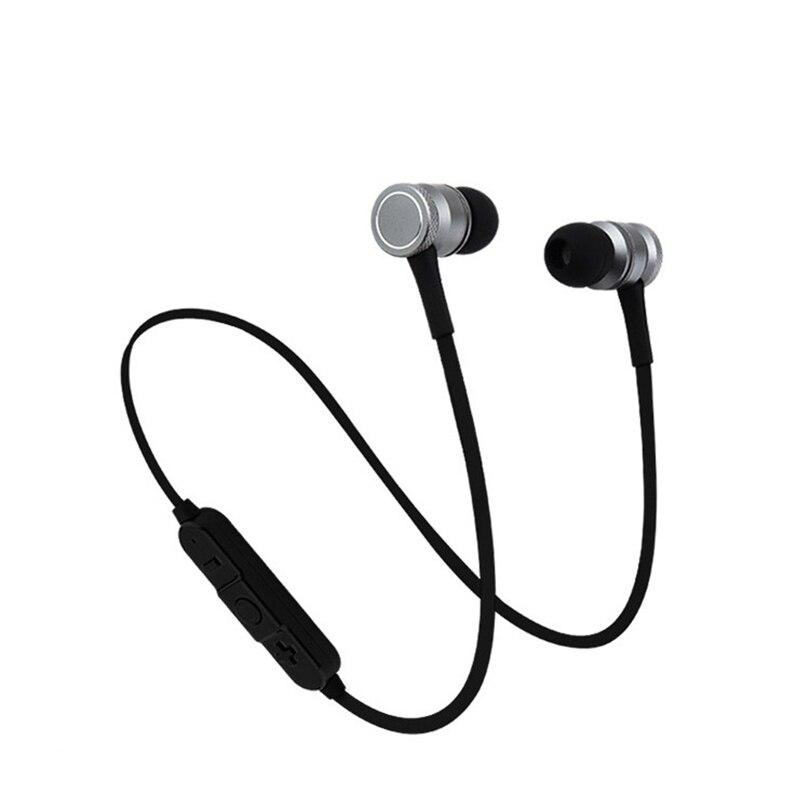 Fashion Magnetic Design Wireless Cell Phone Headset In Ear Sports Running Universal Hifi Best Value Bluetooth Earbuds Earphone Bluetooth Earphones Headphones Aliexpress