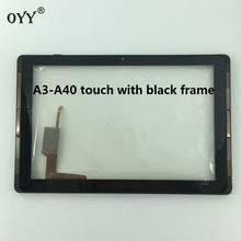 10.1″ For Acer Iconia Tab 10 A3-A40 Tablet PC touch Screen Digitizer Glass Panel with black frame Replacement Parts