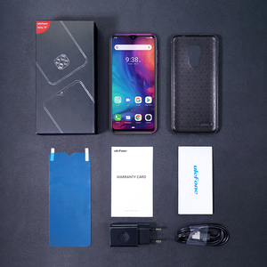 Image 5 - Ulefone Smartphone Note 7P, Android 9,0, Quad Core, 3500mAh, pantalla gota de agua de 6,1 pulgadas, 3GB + 32GB, desbloqueo facial
