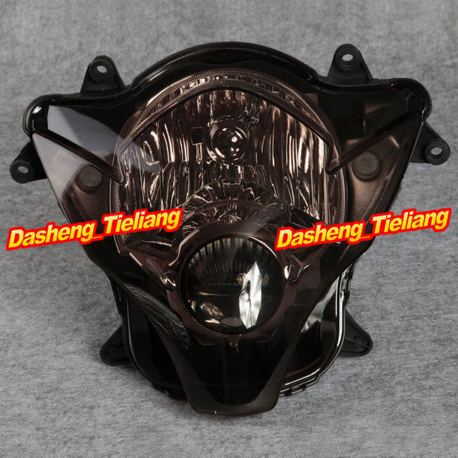 For 2006 2007 GSXR 600 750 K6 Motorcycle Front Headlight font b Lighting b font Lamp