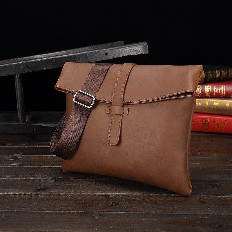 Mens Retro leisure Bag Clutch Bag Envelope BagMens Retro leisure Bag Clutch Bag Envelope Bag
