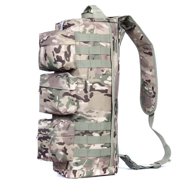 송료 무료와 이루 도신 구스 야외용 대형 숄더 메신저 가방