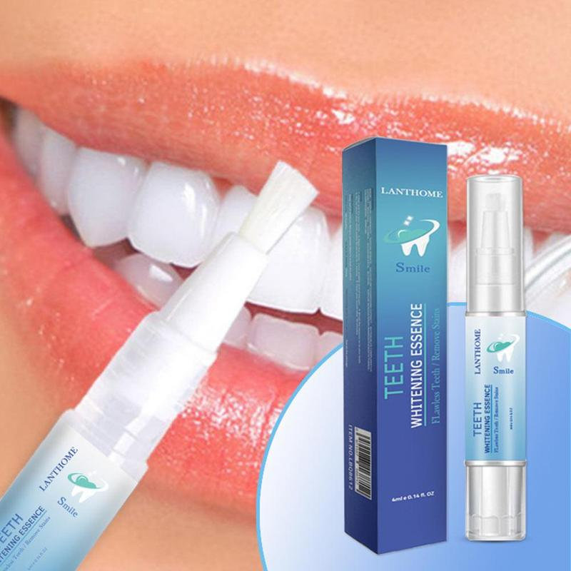 Teeth Whitening Pen Tooth Brush Oral Hygiene Cleaning Serum Removes Plaque Stains Tooth Bleaching Dental Tools