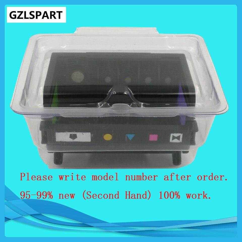 CN642A 5-Slot Print head For HP 6000 6500 7000 7500A 7510 7520 7525 B8550 C6350 C6380 D5460 D7560 C410A C510A C309 CB326-30002