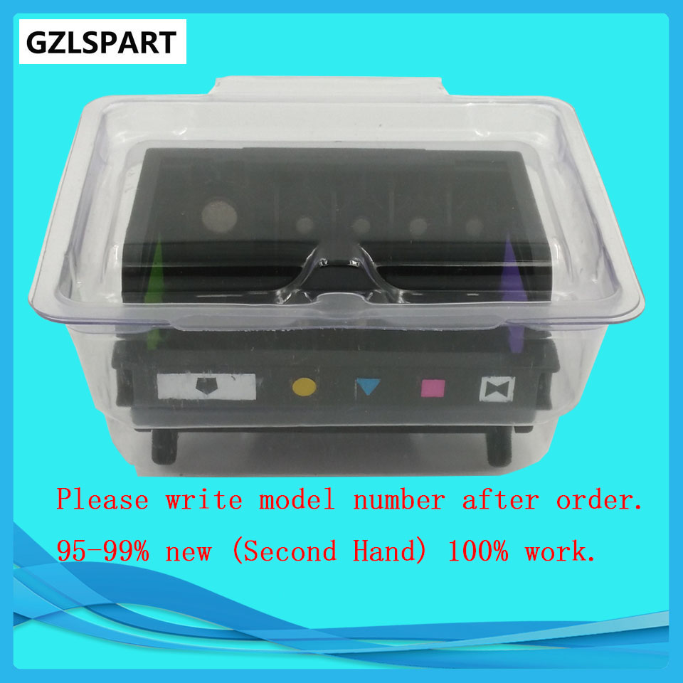 CN642A 5-Slot Print head For HP 6000 6500 7000 7500A 7510 7520 7525 B8550 C6350 C6380 D5460 D7560 C410A C510A C309 CB326-30002