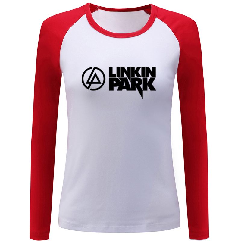 CHESTER BENNINGTON DAMEN//WOMEN T-SHIRT LINKIN PARK ROCK TEE BLACK