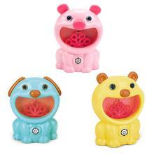 Детская игрушка для улицы пузырчатая машина электрическая мультяшная автоматическая машина для пузырей с музыкальным освещением дети открытый игрушка подарок