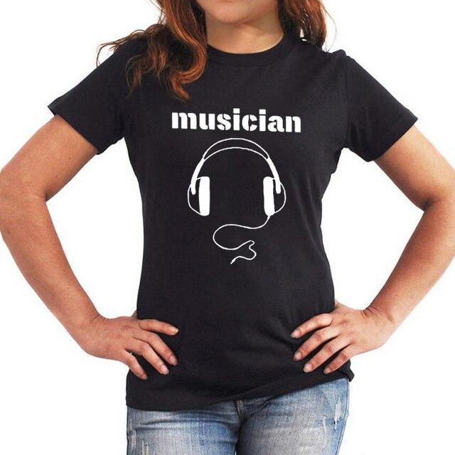 Musician T Shirt Harajuku Punk Rock Graphic Tee Women Tumblr Vintage Music