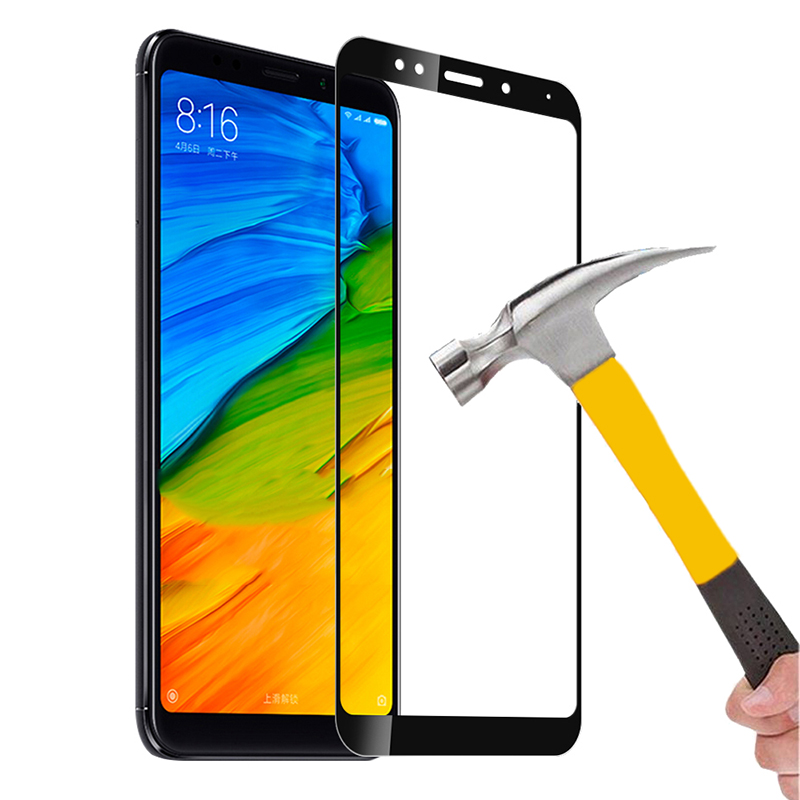 For Xiaomi Redmi 5 Plus Note 5 Pro 4X 4A 5A Protective Glass Redmi Note 4 Glass Film Protector For Xiaomi Redmi Note5 Glass