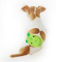 Cute Cartoon Male Pet Dog Diaper Underwear Cotton Shorts Sanitary Dog Hygiene Physiological Pant Panties Dog