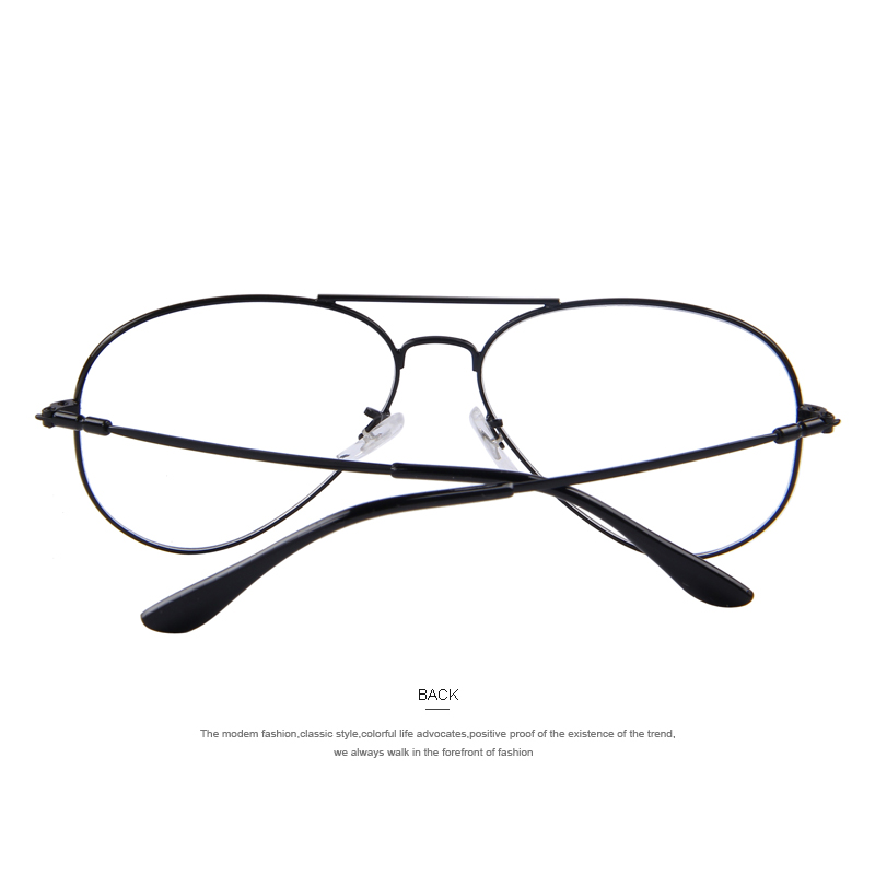 MERRYS Fashion Women Titanium Glasses Ramar Män Brand Titanium - Kläder tillbehör - Foto 4
