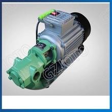 WCB-30 маленький портативный дизельный насос 220 V/380 V Гидравлический масляный насос