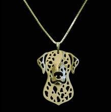 Новинка модное ожерелье далматинской собаки topshop уникальная