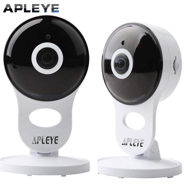 APLEYE Wireless IP Camera 720P HD Camera CCTV Security ...