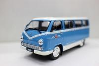 Rare De 1:43 Former Soviet Union Russian RAF 977 Latvian Bus Model Bus Alloy automobile model Collection model