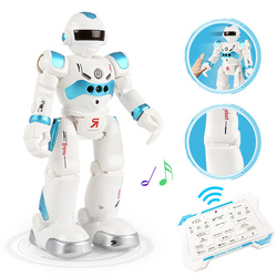 New Robot USB de Carregamento Dança Figuras de Ação Gesto Controle Do Robô de Brinquedo RC Brinquedos Robô