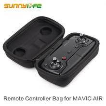 אחסון נייד תיק מרחוק בקר מגן מקרה עבור DJI MAVIC אוויר