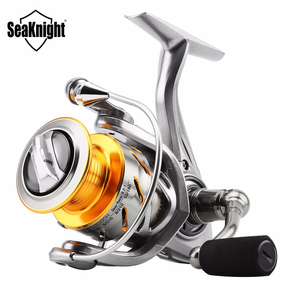SeaKnight RAPID 3000H/4000H/5000/6000 Spinning Reel Carbon Fiber Left/Right Interchangeable Saltwater Fishing Reel Max Drag 15kg セルテート 2508pe