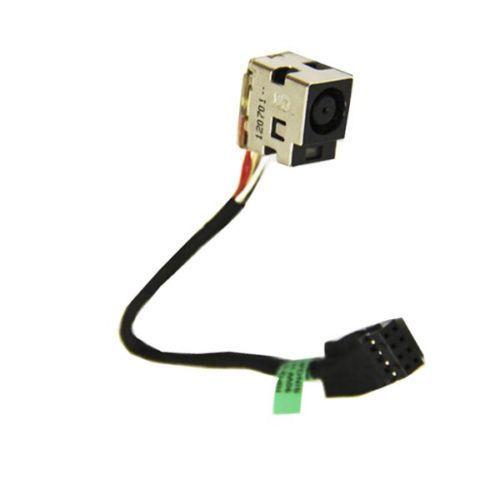 WZSM NUOVO DC Power Jack cable Presa connettore per HP G6-2000 G7-2000 661680-YD1 661680-301 Spedizione gratuita