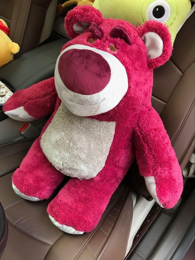 1pcs 23inch 60cm Toy Story 3 Plush soft toys Strawberry Bear stuffed animals soft Toys for kids doll
