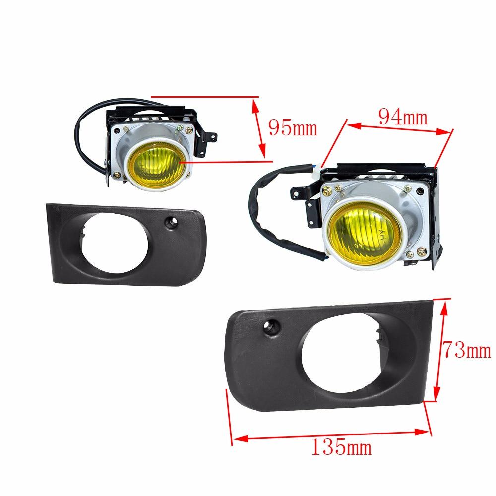 Aliexpresscom Buy CNSPEED Fog Light For Honda ACURA - Acura integra fog lights