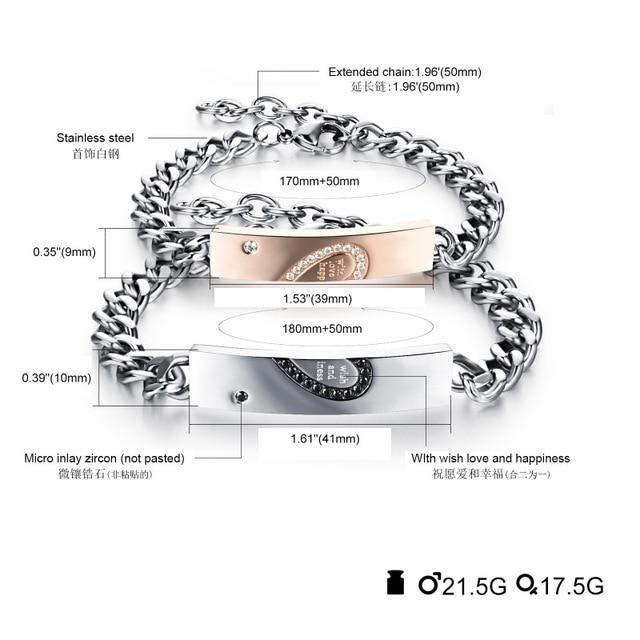 Модные ювелирные изделия браслет из титановой стали модная головоломка