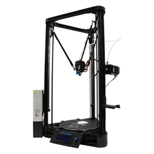 3D Printer ANYCUBIC Pulley or Linear Plus Half of Assembled with Auto Leveling Large 3D Printing Size Impressora 3D DIY Kit
