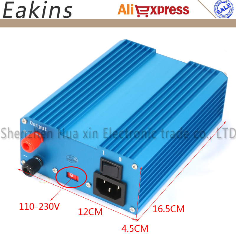 Reguladores de Voltagem/estabilizadores 32v5a poder 110 v-230 v Modelo Número : Cps-3205