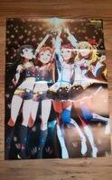 Anime Poster The Idolmaster iDOLM STER Newtype Japanese Magazine 80x60cm