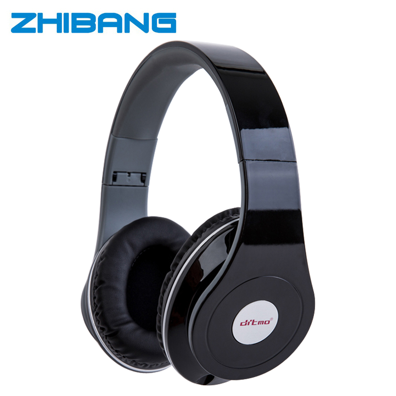 2017 ZHIBANG 2600 fashion headphones Detachable 3.5mm Audio cable earphone Deep Bass for gaming headset