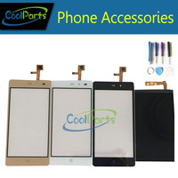 High Quality LCD Display And Touch Screen For Leagoo Z5 Black Color Replacement 1PCS Lot With