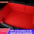 Custom Car Trunk mat...