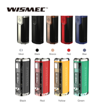 NewestOriginal 80W Wismec Sinuous P80 TC Mod VS WISMEC SINUOUS V80 TC Box MOD Fit Amor NSE Atomizer ECig Vape Vaporizer Mini Mod