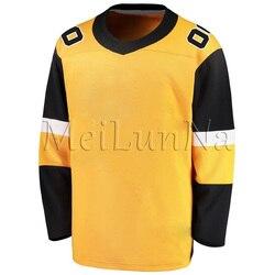 Sidney Crosby Kris Letang Malkin Lemieux Guentzel Hornqvist Men Women Youth Pittsburgh Stadium Series Gold Alternate Jerseys