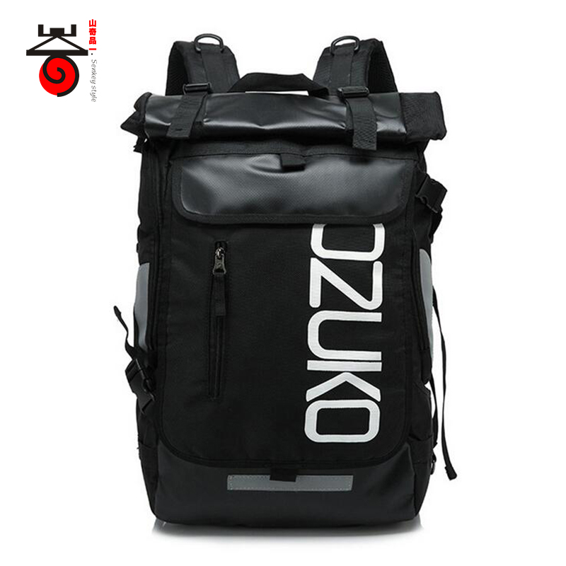 Senkey style Backpack Men Travel Backpacks Women Casual School Bag Teenagers 14-15 inch Laptop masculina Shoulder Bags Mochila