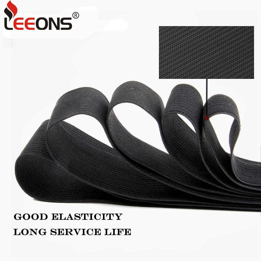 Leeons 1 м Эластичная лента для парики DIY парик делает инструменты аксессуары 1,5 см/2,0 см/2,5 см/3,0 см/3,5 см 5 Размеры парик головная повязка для Wigcap