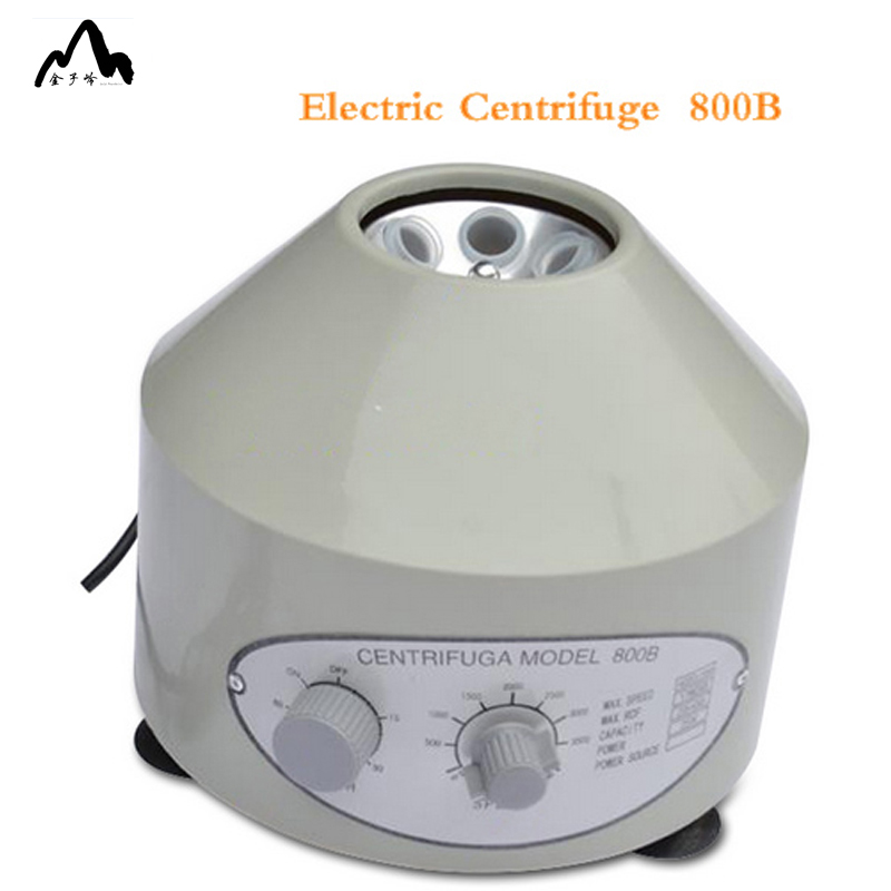 Electric Centrifuge Medical separation of plasma Laboratory Centrifuge adjusted the timing function Bubble removal Serum separat 80 1 electric experimental centrifuge medical lab centrifuge laboratory lab supplies medical practice 4000 rpm 20 ml x 6