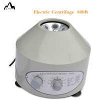 Electric Centrifuge Medical separation of plasma Laboratory Centrifuge adjusted the timing function Bubble removal Serum separat