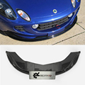 Для Elise S2 EPA Style Передняя Губка из углеродного волокна передний бампер для губ сплиттер
