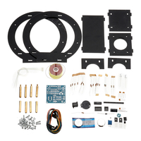 DIY Up Pull Magnetic Levitation Electronic Suspension Type Magnetic Suspension Kit With Black Stents