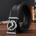 Man Belt 2016 New Fashion Designer Belts Men High Quality Luxury Brand Starp Male Genuine Leather Belts For Men Waistband