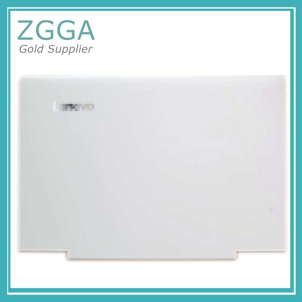 Original New LCD Shell For Lenovo Ideapad 700-15 700-15ISK Rear Lid Back Cover Top Housing Case White 5CB0K85901 460.06R05.0007