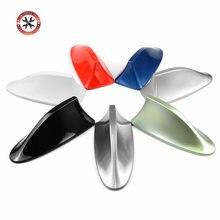 Auto voiture accessoires requin aileron antenne de toit antenne FM/AM Radio Signal décoration voiture garniture universelle livraison gratuite